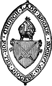 Church Lads' Brigade Emblem