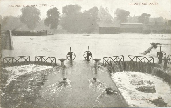 Brentford Locks