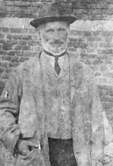 Informal photo of Cornelius Ryan, age around 50-60