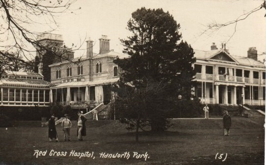Hanworth Park Hospital and grounds
