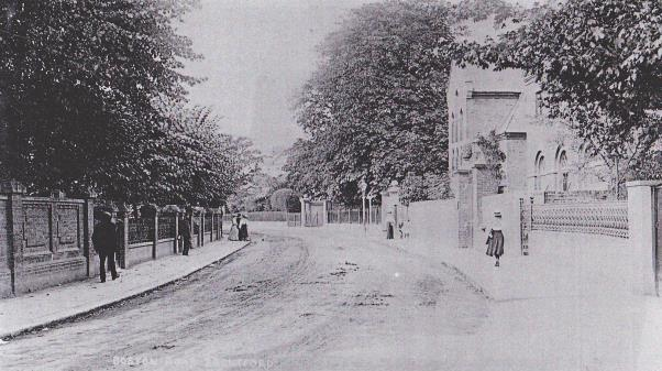 Boston Road circa 1910